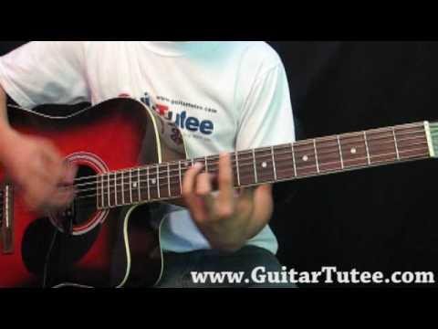 Anouk - Sacrifice, by www.GuitarTutee.com