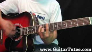 Anouk - Sacrifice, by www.GuitarTutee.com