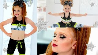 HOW TO: CHEER MAKEUP | STEP BY STEP TUTORIAL | ALLSTAR CHEER 🎀