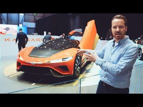 SNEAK PEEK: Geneva Motor Show 2019 | Top Gear