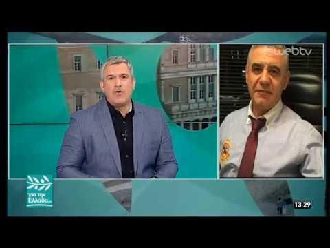 Δ.Μπούκας-ο δικηγόρος της οικογένειας Β.Γιακουμακη στον Σπύρο Χαριτατο | 04/04/19 | ΕΡΤ