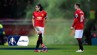 Preston North End 1-3 Manchester United - FA Cup Fifth Round | Goals & Highlights