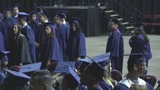 Bryan High Graduation - 2019