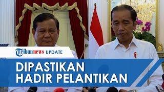 Meski Bersaing di Pilpres 2019, Prabowo Subianto Dipastikan Hadir di Pelantikan Presiden Jokowi
