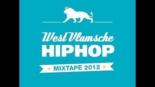 Westvlamsche Hiphop 2012 mixtape