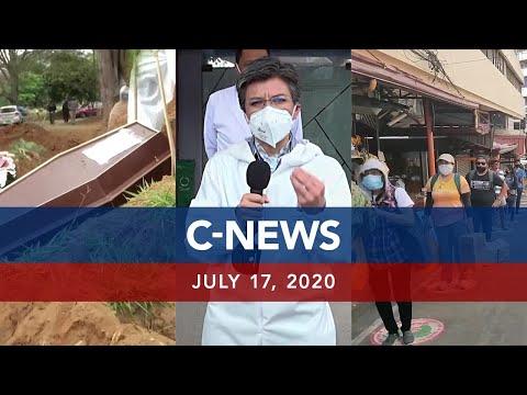 [UNTV]  UNTV: C-NEWS   July 17, 2020