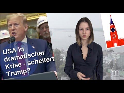 USA in dramatischer Krise – scheitert Trump? [Video]