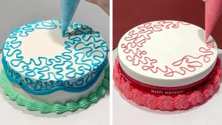 10+ Creative Cake Decorating Ideas By Professional Mr. Cakes | Perfect Cake Decorating Tutorials