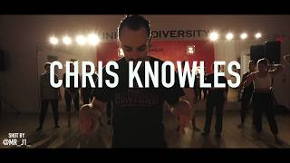 Aqualung - Can't Get You Out Of My Mind | Choreography by Chris Knowles