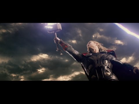 Thor: The Dark World Official Trailer HD