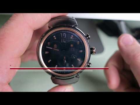 Foto Recensione Asus Zenwatch 3 Android Wear aggiornato