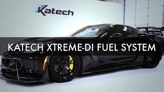 Katech Xtreme-DI Fuel System