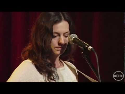 """Cassie Morgan and the Lonely Pine """"4th Time Around"""" KDHX Bob Dylan Tribute 5/27/11"""