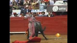 'El Pana' en Hazaña el Deporte Vive, conducido por Heriberto Murrieta