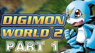 Как ловить дигимонов в digimon world 2