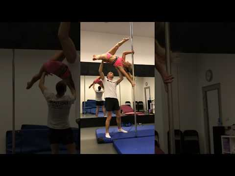14 years old teen motivation training, Тренировка акробатика для детей и подростков