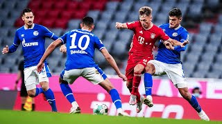 Is There Any Point Pressing Joshua Kimmich?