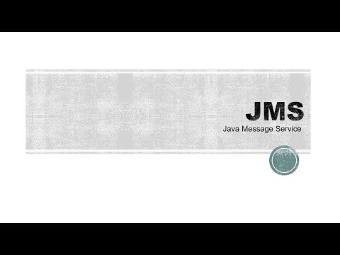JMS Apresentação e exemplo de implementação