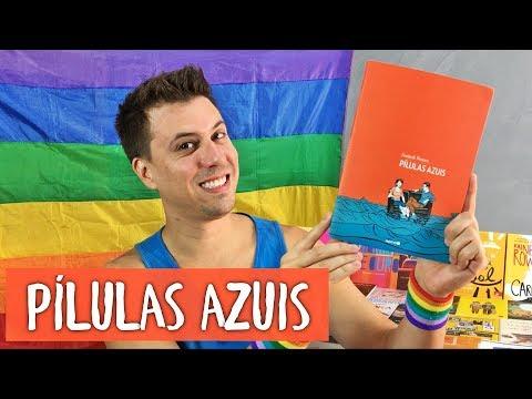 Eu Leio LGBT   Pílulas Azuis