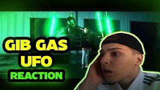 "REAKTION Auf Ufo   ""Gib Gas"" Ft. Luciano"