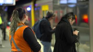 New Sydney Trains Team to Combat Crowding
