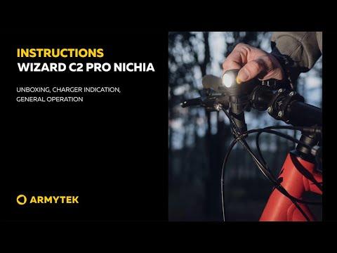 Instructional video Wizard C2 Pro Nichia