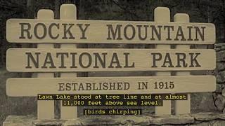 Lawn Lake Dam Failure
