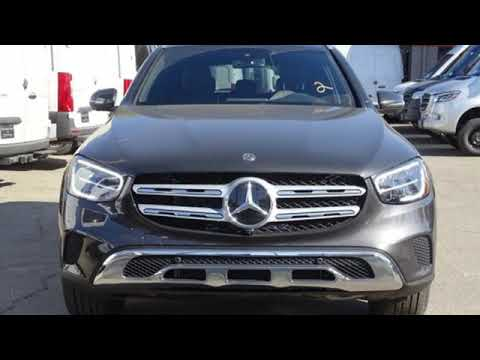 New 2020 Mercedes-Benz GLC San Francisco San Jose, CA #20-0682