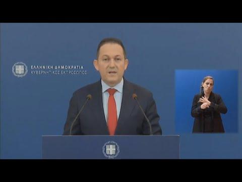 Στ. Πέτσας: Η κυβέρνηση συνεχίζει να στηρίζει το ΕΣΥ