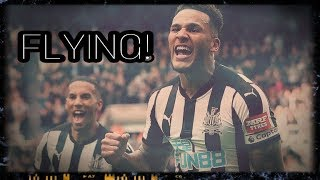 Review | Newcastle United 2-1 Stoke City