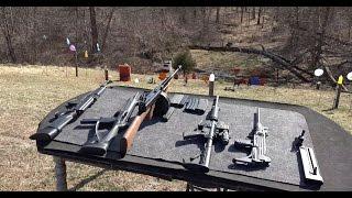 !!! Orale !!! Carabinas, Subfusiles, Submetralletas, AK 47, Uzi, Thompson, AR 15, Beretta Cx4, en 4K