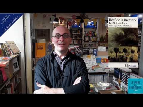 Vidéo de Nicolas Edme  Restif de La Bretonne
