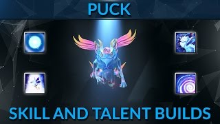 Skill Builds Guide on Puck Mid   7K mmr Dota 2 Pro Guide   GameLeap.com