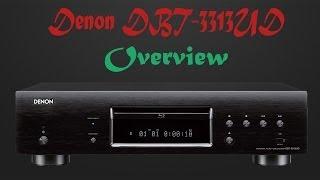 Denon BDT 3313 High End Blu Ray Player [Full HD] [GERMAN]
