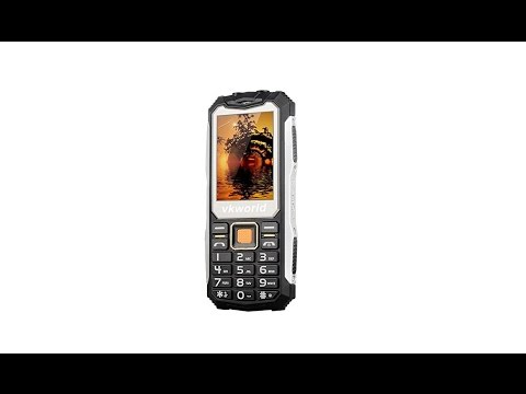 VKworld Stone V3s Telefono Cellulare Dual Sim