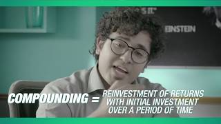 What's the power of compounding?