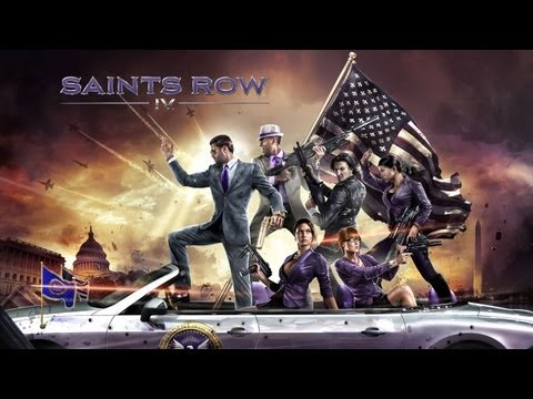 Saints Row IV Refused Classification, Banned In Australia
