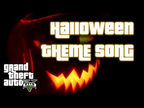 John Carpenter's Halloween Theme, Played By GTA Car Horns