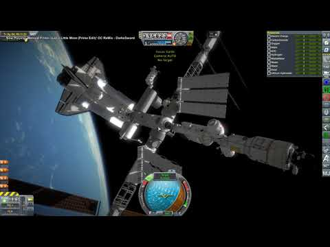 Kerbal Space Program/RO - ISS Assembly Redux 13 - STS-127, STS-132, and STS-133