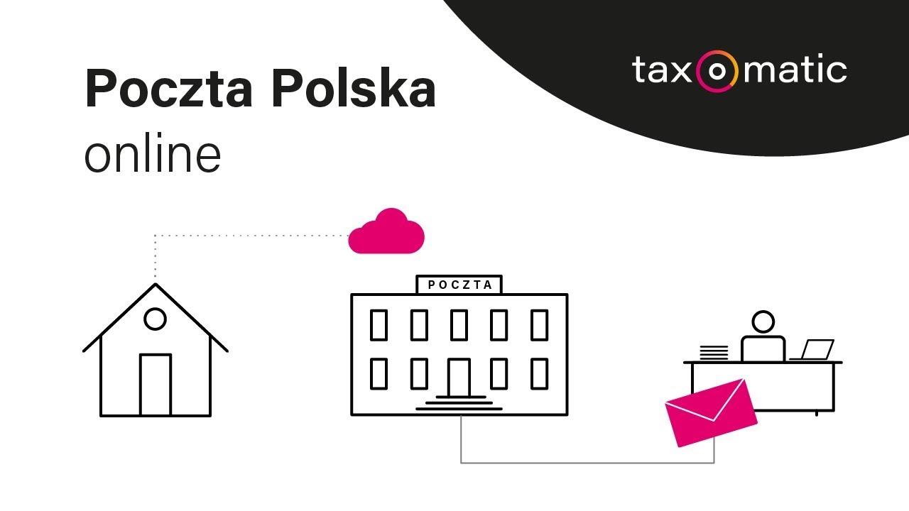 Poczta Polska i Taxomatic