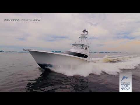 Hatteras GT65 Carolina video