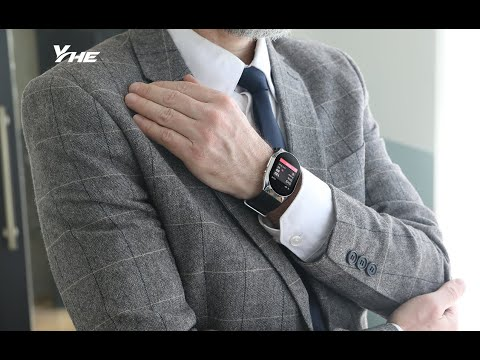 YHE BP Doctor Wearable Blood Pressure Smartwatch-GadgetAny