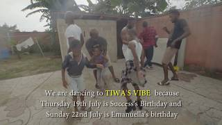 WE ARE DANCING TO TIWAS VIBE (Unofficial)
