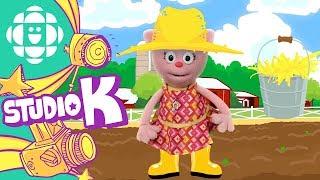 Cottonball Purrtends: Farmer | CBC Kids | Kholo.pk
