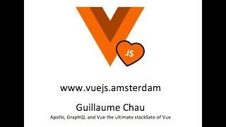 Apollo, GraphQL and Vue.js the ultimate stack