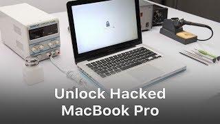 Unlock The Hacked MacBook - Chapter 1
