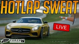 Forza 7: Time Trial Sweat-a-thon (FRC Hotlapping)