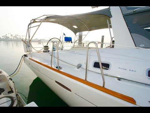 Beneteau Oceanis 50 video