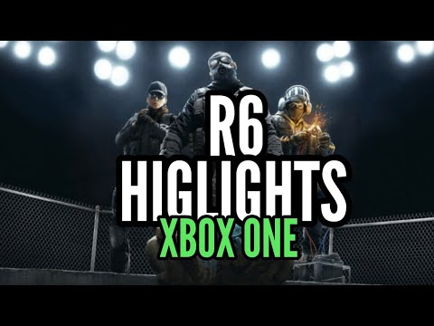 RAINBOW SIX SIEGE HIGHLIGHTS
