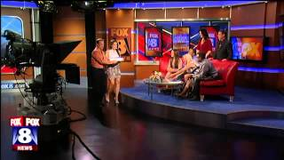 Fox 8 Says Goodbye to Angelica Campos!